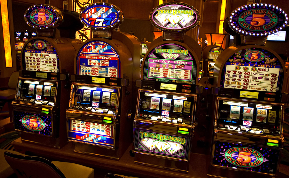 Casino Slotmaschinen