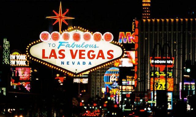 Las Vegas cartello